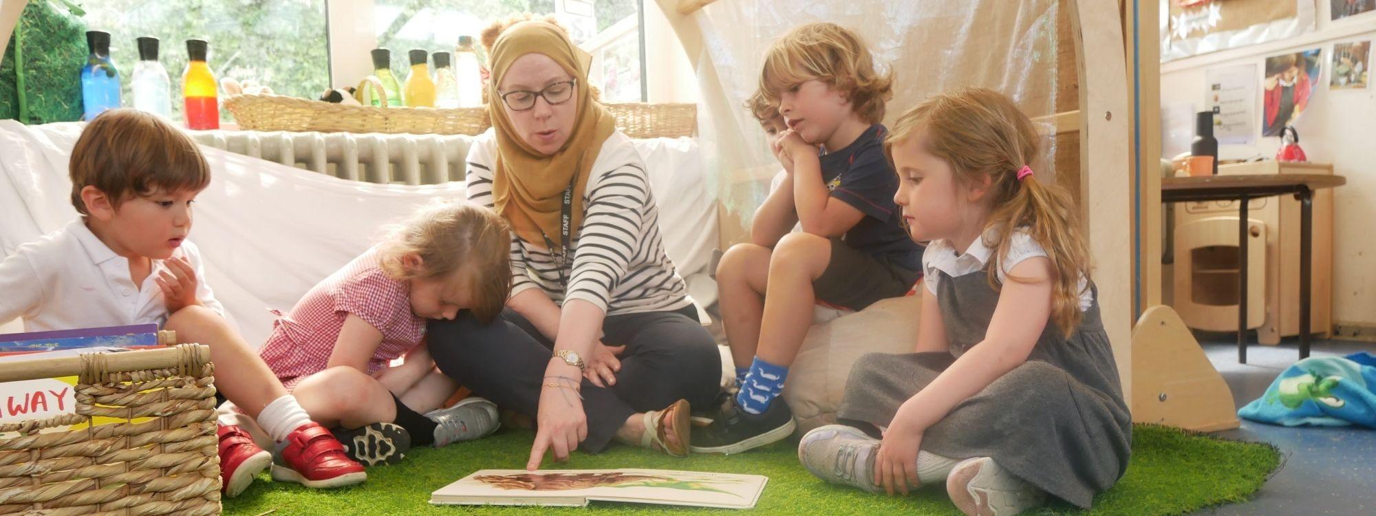 Nursery reading 2